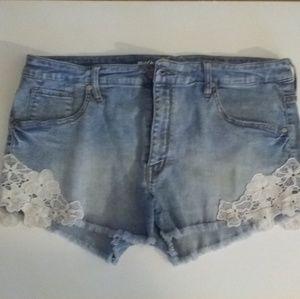 Mossimo denim Jean shorts